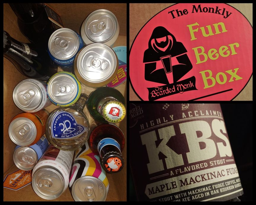 The Monkly Fun BeerBox